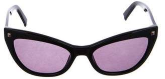 Max Mara Cat-Eye Tinted Sunglasses