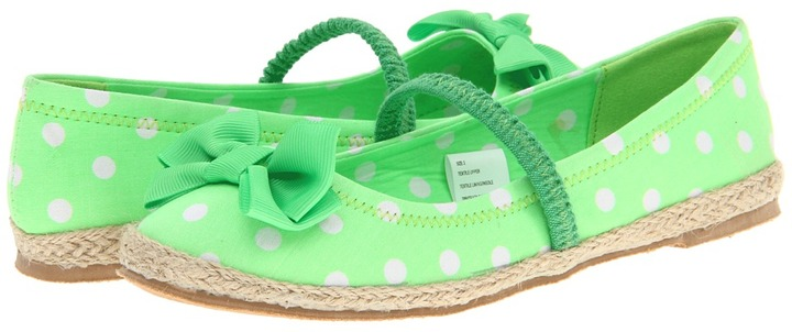 Ragg Ivy (Little Kid/Big Kid) (Green) - Footwear