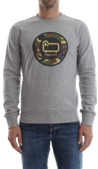 Sweatshirt WYFEL0506 BASIC CREW NECK SWEATER Herren GREY MELANGE