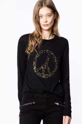 Zadig & Voltaire Miss Strass sweater