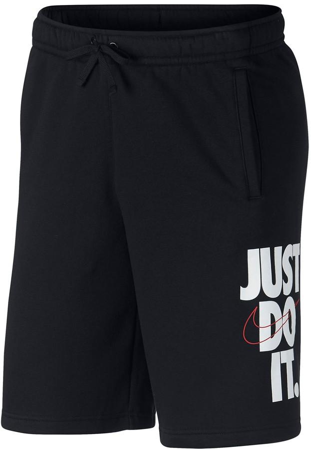 Men's Nike Fleece Shorts