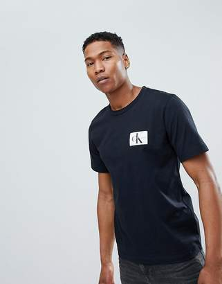 Calvin Klein Jeans T-Shirt With Chest Logo Patch