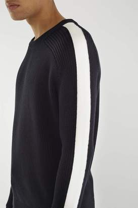 3.1 Phillip Lim Chunky Ribbed Pullover