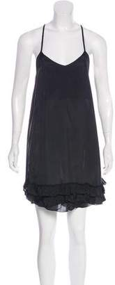 Toga Racerback Mini Dress