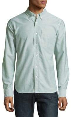 Orlebar Brown Cotton Casual Button-Down Shirt