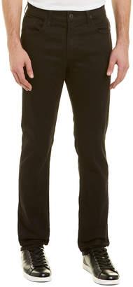 Hudson Jeans Jeans Sartor Black Relaxed Skinny Leg