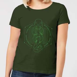 Harry Potter Morsmordre Dark Mark Women's T-Shirt