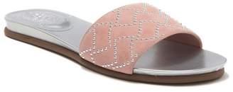 Vince Camuto Emeren Studded Slip-On Sandal