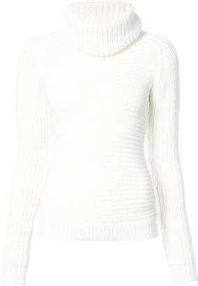 Barbara Bui ribbed turtleneck sweater