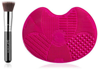 Sigma Beauty The Power Pair Brush and Mat Duo Set
