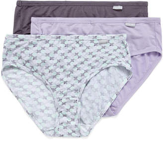 Jockey Elance Supersoft Micromodal 3 Pair Microfiber Hipster Panty 2072
