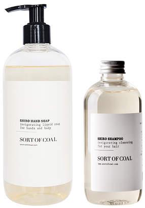 Sort Of Coal Shiro Set