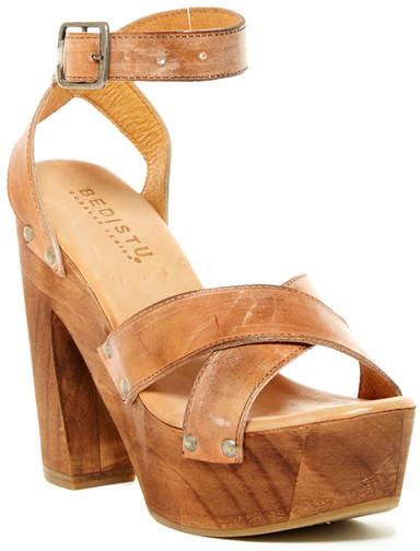 Bed StuBed|Stu Madeline Platform Sandal