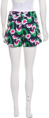 Lilly Pulitzer Floral Print Shorts