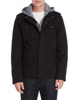 Levi's Sherpa Lined Utility Jacket