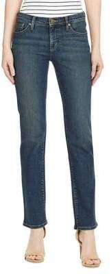 Lauren Ralph Lauren Super Stretch Slimming Classic Straight Jeans