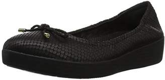 FitFlop Women's Superbendy Ballerinas Ballet Flat