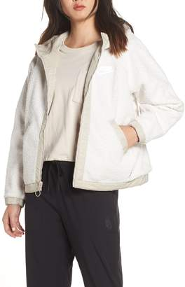 Nike Sportswear Women's Reversible Full-Zip Fleece Jacket