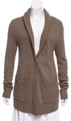 Givenchy Merino Wool Knit Cardigan