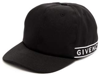 Givenchy Logo Jacquard Cap - Mens - Black White