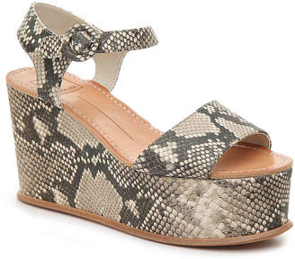 Dolce Vita Datiah Wedge Sandal - Women's