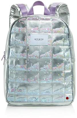 STATE Mini Kane Confetti Backpack