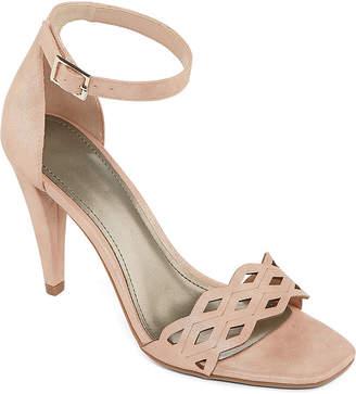 WORTHINGTON Worthington Womens Mika Pumps Square Toe Stiletto Heel