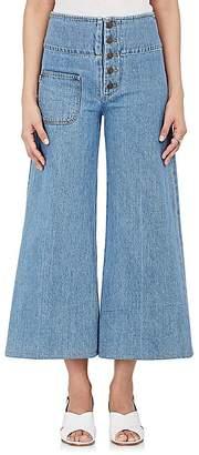 Marc Jacobs Women's Wide-Leg Jeans