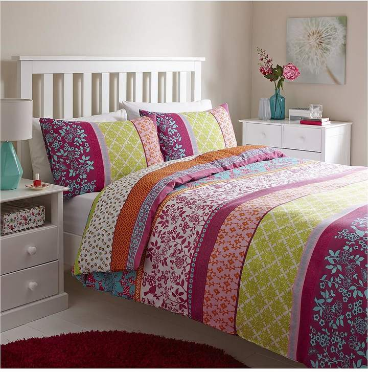 Chloe Cotton Rich Duvet Cover Set