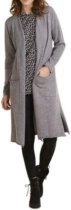Mud Pie Pocketed Long Cardigan