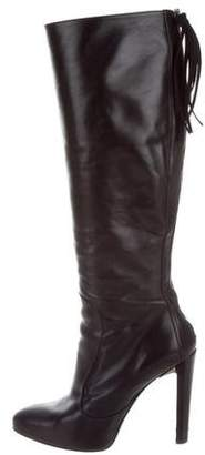 Maiyet Leather Knee-High Boots