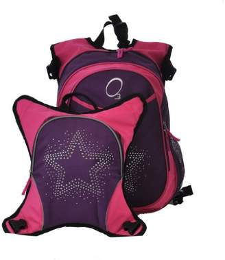 Obersee Innsbruck Diaper Bag Backpack with Detachable Cooler (Star)