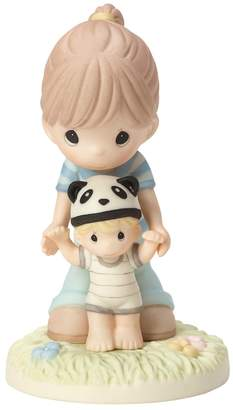 Precious Moments Behind You From Your Beary First Step Mother & Child Figurine