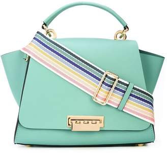 Zac Posen Eartha convertible backpack with rainbow strap