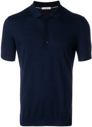 Paolo Pecora short sleeve polo shirt