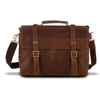 EAZO - Leather Laptop Bag