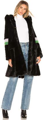 Shrimps Heidi Faux Fur Coat