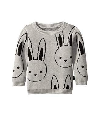 HUXBABY Bunny Knit Jumper (Infant/Toddler)
