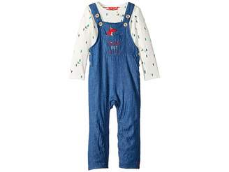Joules Kids Overall Set (Infant)