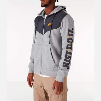Nike Men's Sportswear JDI Fleece Full-Zip Hoodie