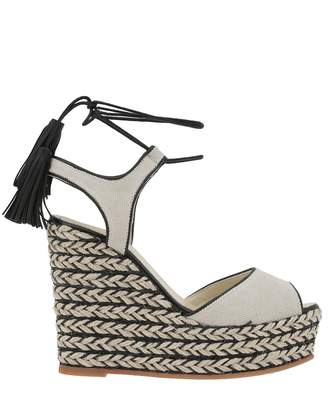 Espadrilles Fabric Sandal