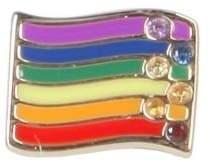 Marc Jacobs Rainbow Pin