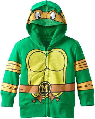 Nickelodeon Toddler Boys' Teenage Mutant Ninja Turtles Costume Hoodie