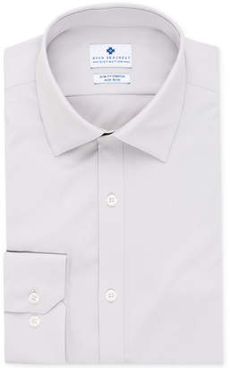 Ryan Seacrest Distinction Men Ultimate Active Slim-Fit Non-Iron Performance Stretch Solid Dress Shirt