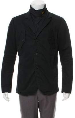 G Star Layered Deconstructed Jacket