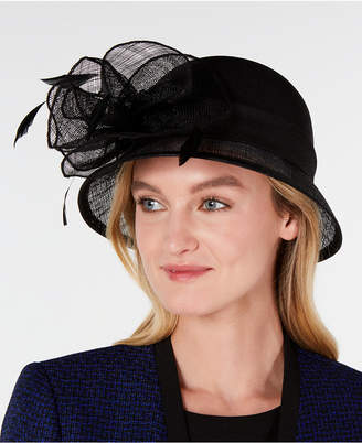 Cloche August Hats Sinamay