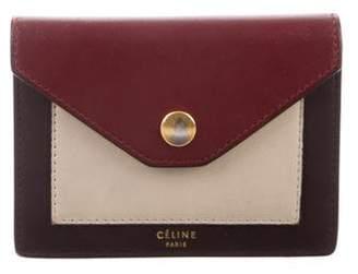 Celine Pocket Cardholder