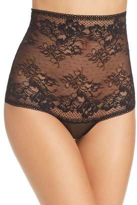 Wacoal Lace to Love High-Waist Thong