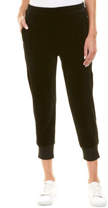 Vince Velour Cuffed Jogger
