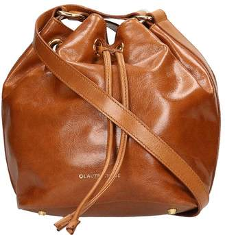 L'Autre Chose Lautre Chose LAutre Chose Brown Leather Bucket Bag